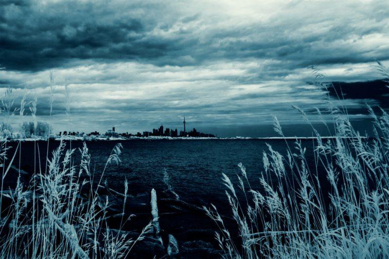 Toronto-20140706-Lakeshore-and-Toronto-skyilne-IR-CRW_9113-Cyanotype-e1572951087559